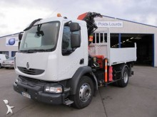 camion Renault benne Midlum 220 DXI 4x2 Gazoil Euro 4 occasion - n°2976943 - Photo 3