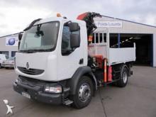 used Renault Midlum tipper truck 220 DXI 4x2 Diesel Euro 4 - n°2976943 - Picture 3
