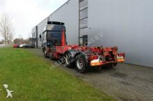 Bekijk foto's Vrachtwagen DAF CF85.460 8X2 MANUAL HIAB HOOK EURO 3