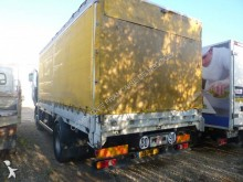 used Renault Midlum tautliner truck 180.13 4x2 Euro 3 - n°2987425 - Picture 3