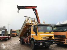 Voir les photos Camion Iveco 190 E 37H KIPPER MIT KRAN