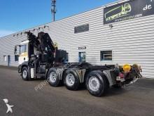 camion MAN polybenne Hiab TGA 35.390 8x4 Gazoil Euro 3 occasion - n°2999793 - Photo 3