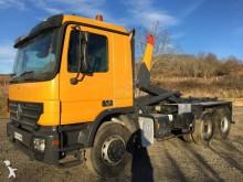 camion Mercedes polybenne Dalby Actros 3344 6x4 Gazoil Euro 4 occasion - n°3012895 - Photo 3