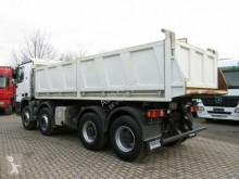 Voir les photos Camion Mercedes Actros 4141 K 8x4 4-Achs Kipper Carnehl
