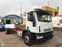 camion Iveco châssis Eurocargo 180E24 4x2 Euro 3 occasion - n°3092445 - Photo 3