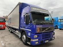 camion Volvo cassone centinato FM7 290 6x2 Euro 2 usato - n°3109350 - Foto 3