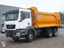 Voir les photos Camion MAN 33.400 TGS, 20 m³., Stahl, Klima, 10x am Lager!