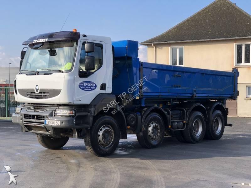 camion renault bi