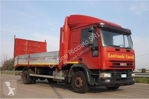 Engins Euro Iveco 1 Camion 120e23 Occasion Porte 4x2 QdxCoWrBe