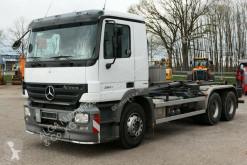 Voir les photos Camion Mercedes 2641 Actros, 6x4, Multilift, Klima, AHK!