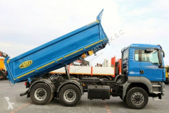 Voir les photos Camion MAN TGS 26.440 / 6X6 / 3 SIDED TIPPER / BORTMATIC /