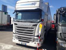 Vedere le foto Autotreno Scania SCANIA R490