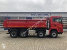 Voir les photos Camion MAN TGS 35.460 8x4 BB Kipper Meiller mit Bordmatik