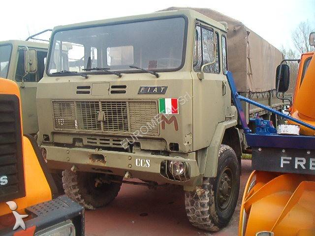 camion iveco militaire occasion