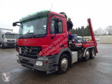 View images Mercedes Actros 2641 Absetzkipper mit HIAB 144 BS truck