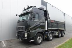 Voir les photos Camion Volvo FH500 8X4 MANUAL FULL STEEL RETARDER HUB REDUCTION EURO 5