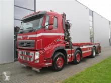 Voir les photos Camion Volvo FH460 8X2