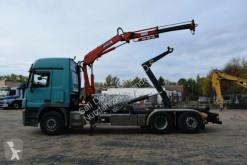 Voir les photos Camion Mercedes Actros 2836 Abroller mit MKG 96 6x2