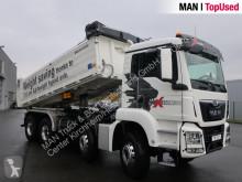 Voir les photos Camion MAN 35.400 8X4 BB Meiller DSK Alubordwände Navi