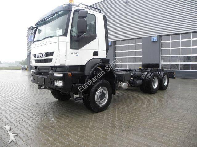 camion iveco benne trakker ad 260 t 41 6x4 gazoil euro 5 occasion n 626191. Black Bedroom Furniture Sets. Home Design Ideas
