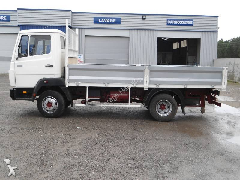 Camion Mercedes Plateau Ridelles 814 4x2 Occasion N 176 689344
