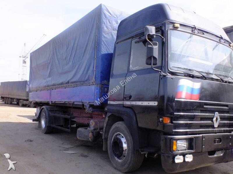 camion renault savoyarde major 4x2 gazoil occasion n 777052. Black Bedroom Furniture Sets. Home Design Ideas