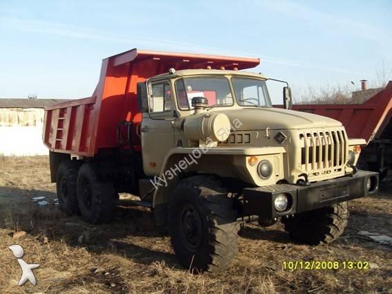 used ural 4320 chassis truck 6x6 diesel euro 2 n 826033. Black Bedroom Furniture Sets. Home Design Ideas