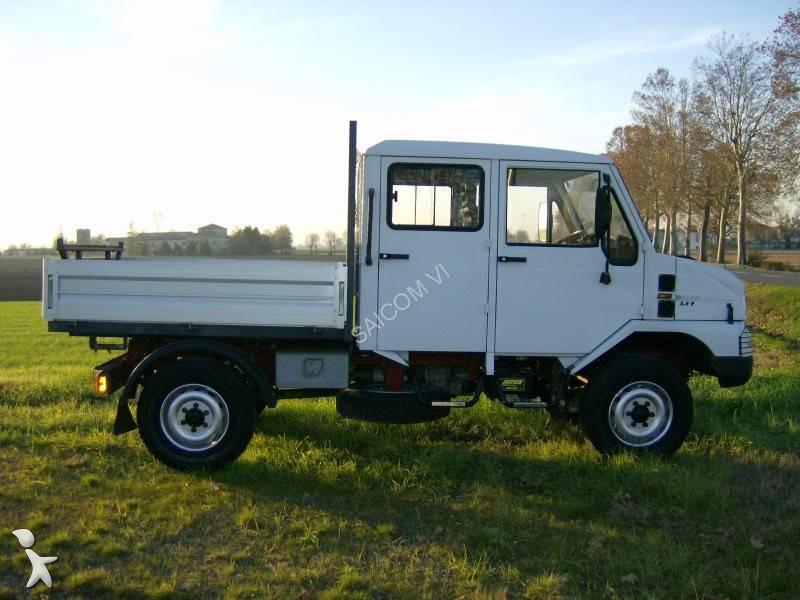 Camion bremach cassone fisso gr35 4x4 gasolio euro 3 usato for Bremach 4x4 usato