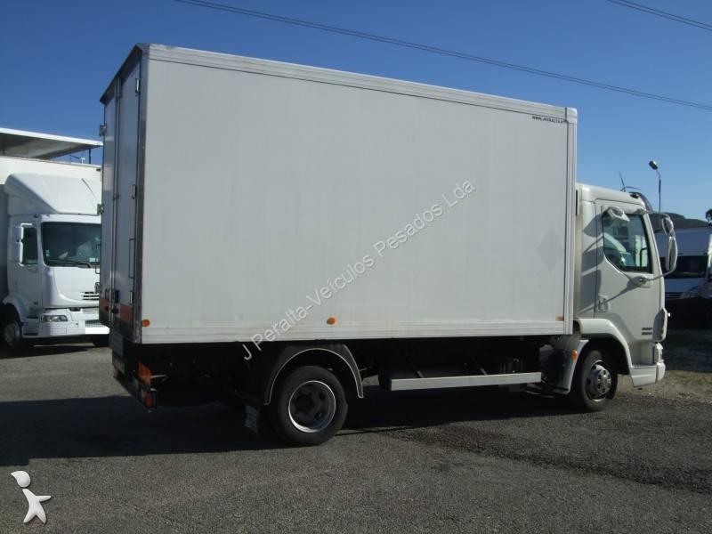 camion daf frigo lf45 fa 170 occasion n 919857. Black Bedroom Furniture Sets. Home Design Ideas