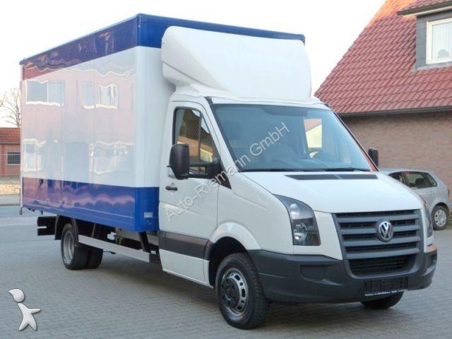 tweedehands vrachtwagen volkswagen bakwagen crafter 50. Black Bedroom Furniture Sets. Home Design Ideas