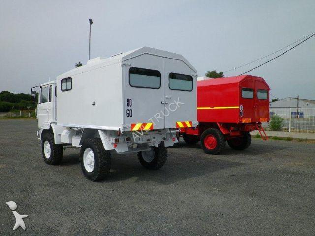 camion pompiers occasion renault trm 2000 gazoil annonce n 995680. Black Bedroom Furniture Sets. Home Design Ideas
