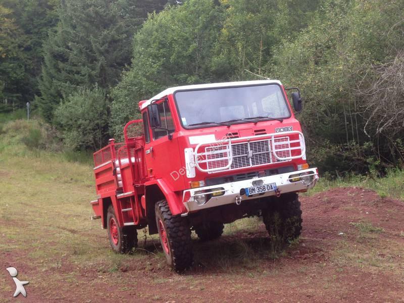 camion iveco pompiers unic 4x4 gazoil euro 0 occasion