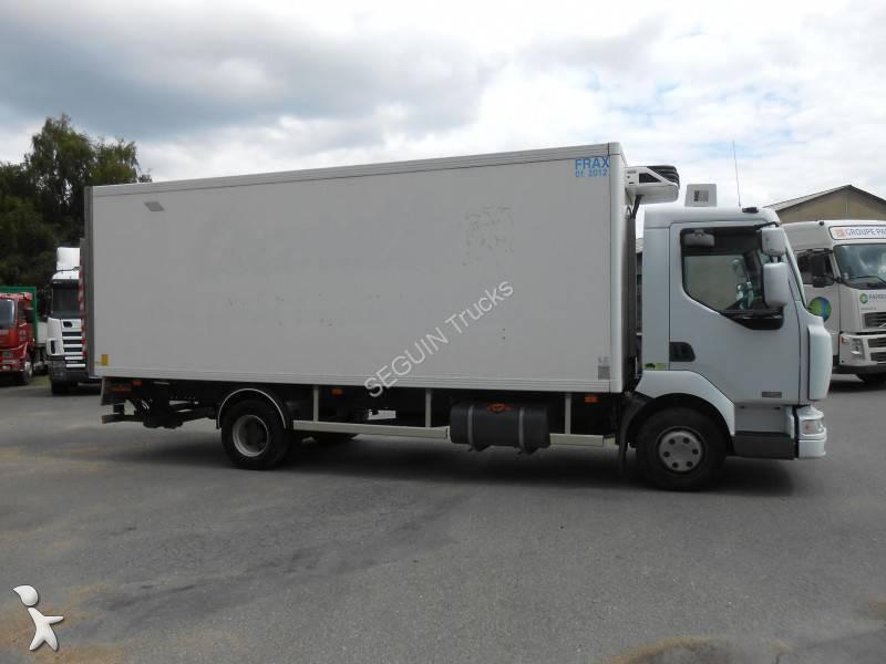 camion renault frigo midlum euro 3 occasion n 1280321. Black Bedroom Furniture Sets. Home Design Ideas