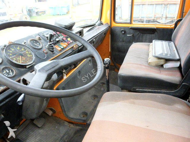 camion d u00e9pannage occasion iveco nc 190 pac 20 gazoil