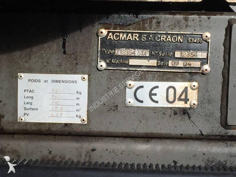 Used Volvo FL6 Tar tanker truck 615 4x2 sel Euro 2 - n°1535487