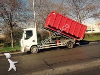 location camion renault polybenne gazoil euro 4 occasion n 1600202. Black Bedroom Furniture Sets. Home Design Ideas