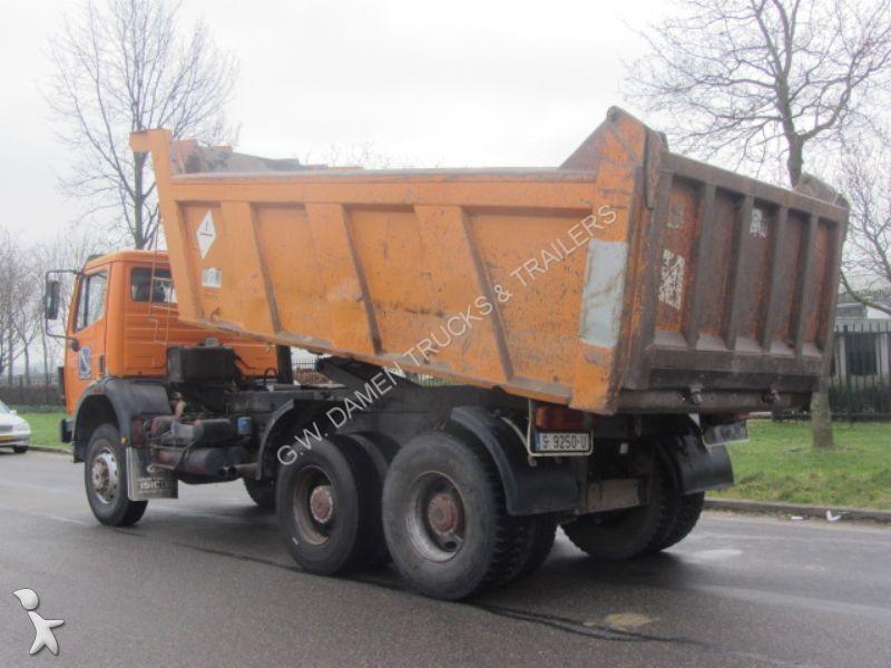 camion mercedes benne occasion n 1609145. Black Bedroom Furniture Sets. Home Design Ideas