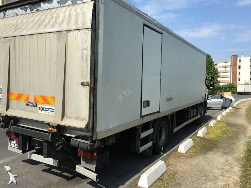 camion scania frigo g 230 4x2 gasolio euro 3 sponda usato n 1669950. Black Bedroom Furniture Sets. Home Design Ideas
