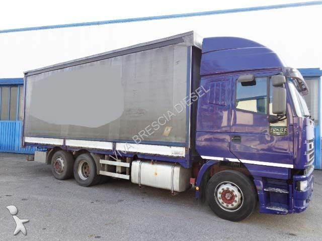 camion iveco fourgon iveco 260ld43 occasion n 1906425. Black Bedroom Furniture Sets. Home Design Ideas