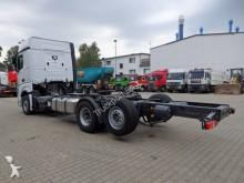 ciężarówka Mercedes podwozie ACTROS 2558 L 6X2 Euro6 Fahrgestell BDF Luft 6x2 Olej napędowy Euro 6 nowe - n°1910987 - Zdjęcie 4