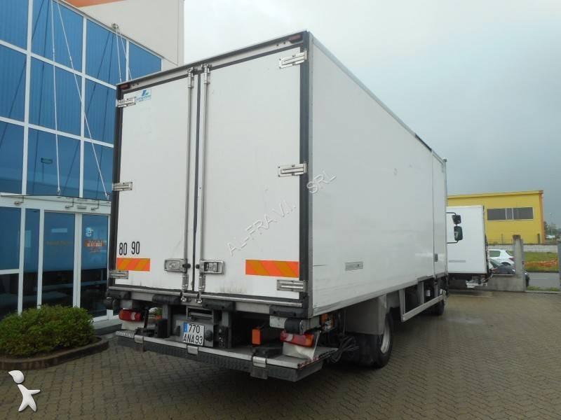 camion renault frigo carrier multitemperature midlum dxi euro 5 sponda usato n 2017127. Black Bedroom Furniture Sets. Home Design Ideas