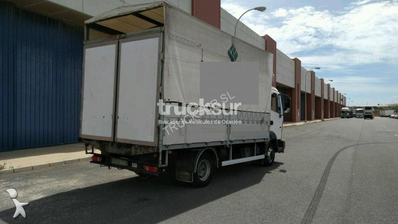 camion plateau ridelles b ch occasion nissan atleon. Black Bedroom Furniture Sets. Home Design Ideas