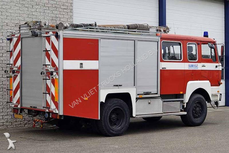 camion daf pompiers 1800 4x4 gazoil occasion n 2128420. Black Bedroom Furniture Sets. Home Design Ideas