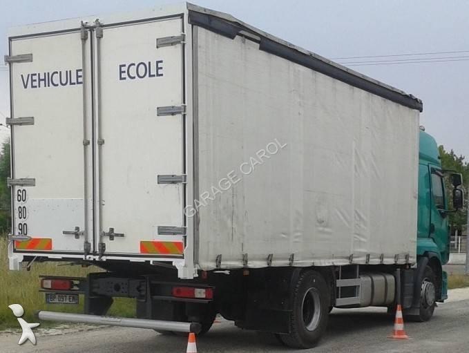 camion auto cole occasion renault premium 450 dxi gazoil annonce n 2218562. Black Bedroom Furniture Sets. Home Design Ideas