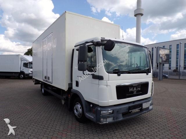 camion man furgone tgl bl koffer lbwd eur 5 gasolio euro 5 usato n 2251561. Black Bedroom Furniture Sets. Home Design Ideas