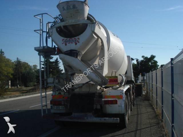 camion b ton toupie malaxeur occasion iveco trakker 380 gazoil annonce n 2257361. Black Bedroom Furniture Sets. Home Design Ideas