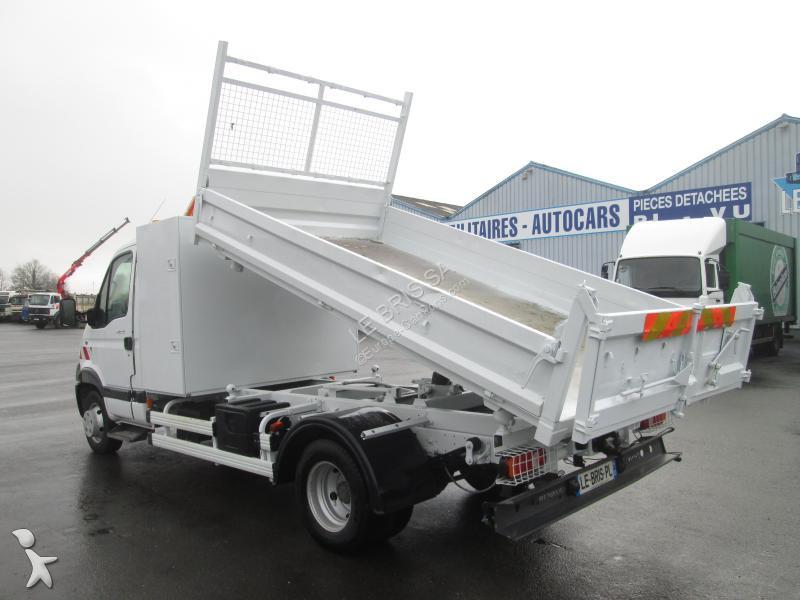 camion renault tri benne mascott 130 dxi 4x2 gazoil euro 4 occasion n 2324517. Black Bedroom Furniture Sets. Home Design Ideas
