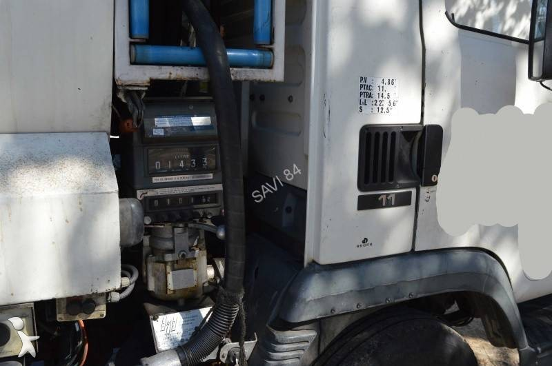 camion daf citerne hydrocarbures lf45 fa 180 4x2 gazoil