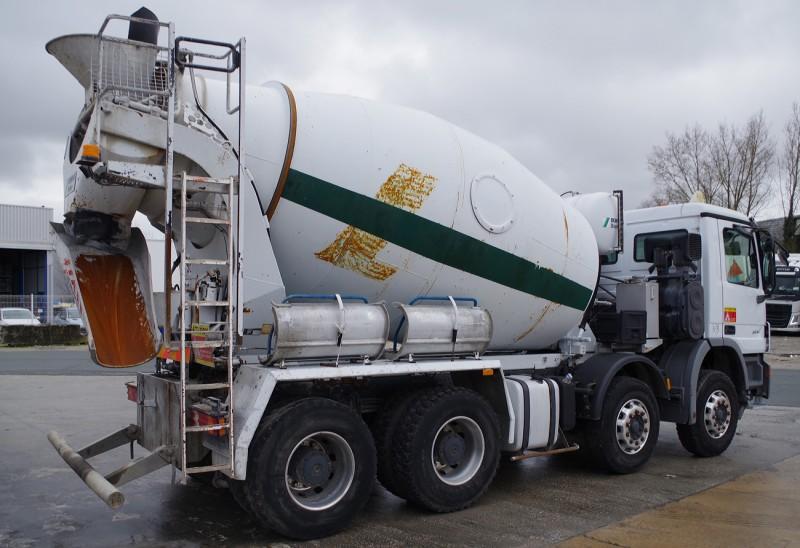 Camion mercedes b ton toupie malaxeur actros 3241 8x4 - Camion toupie beton ...