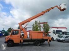 Voir les photos Camion Mercedes Düsseldorfer 609 D Hubarbeitsbühne 20 mtr